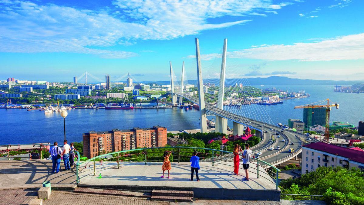 Extremo Oriente ruso: Vladivostok