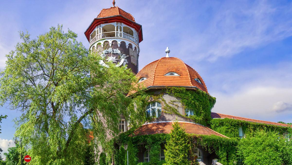 Torre del Agua, Kaliningrado, Rusia