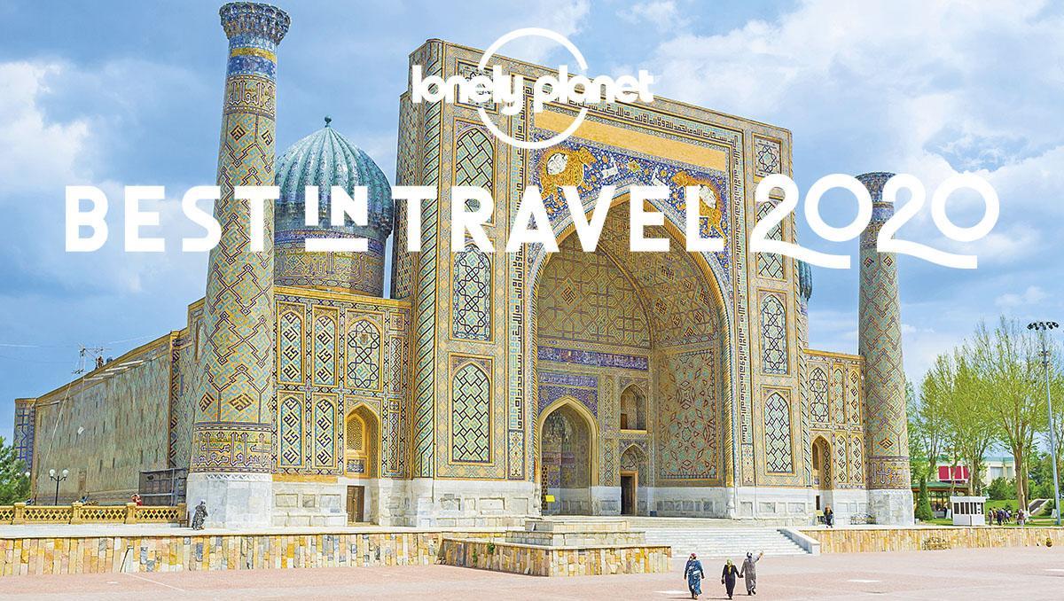 Ruta de la Seda centroasiática, Best in Travel 2020