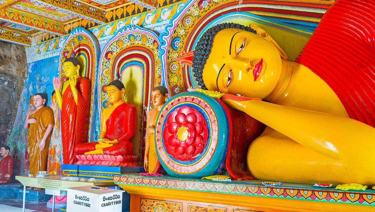 Templo Isurumuniya, Sri Lanka
