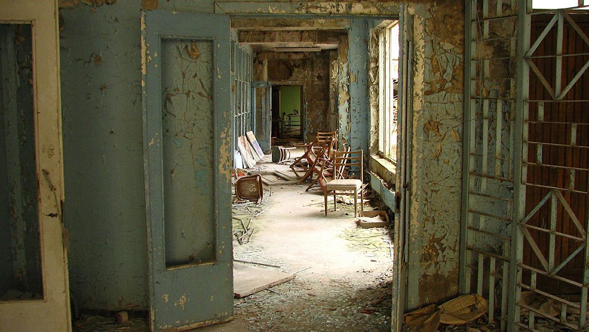 Un viaje virtual a Chernóbil, Ucrania