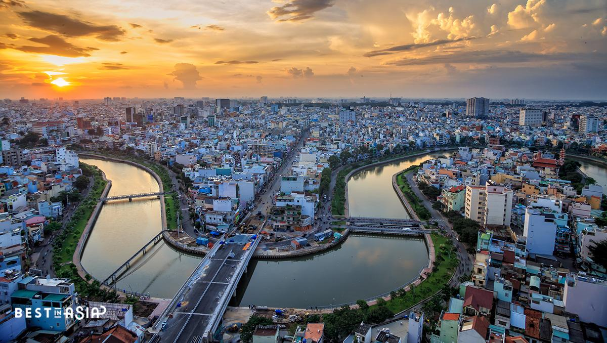 Ciudad de Ho Chi Minh, Vietnam