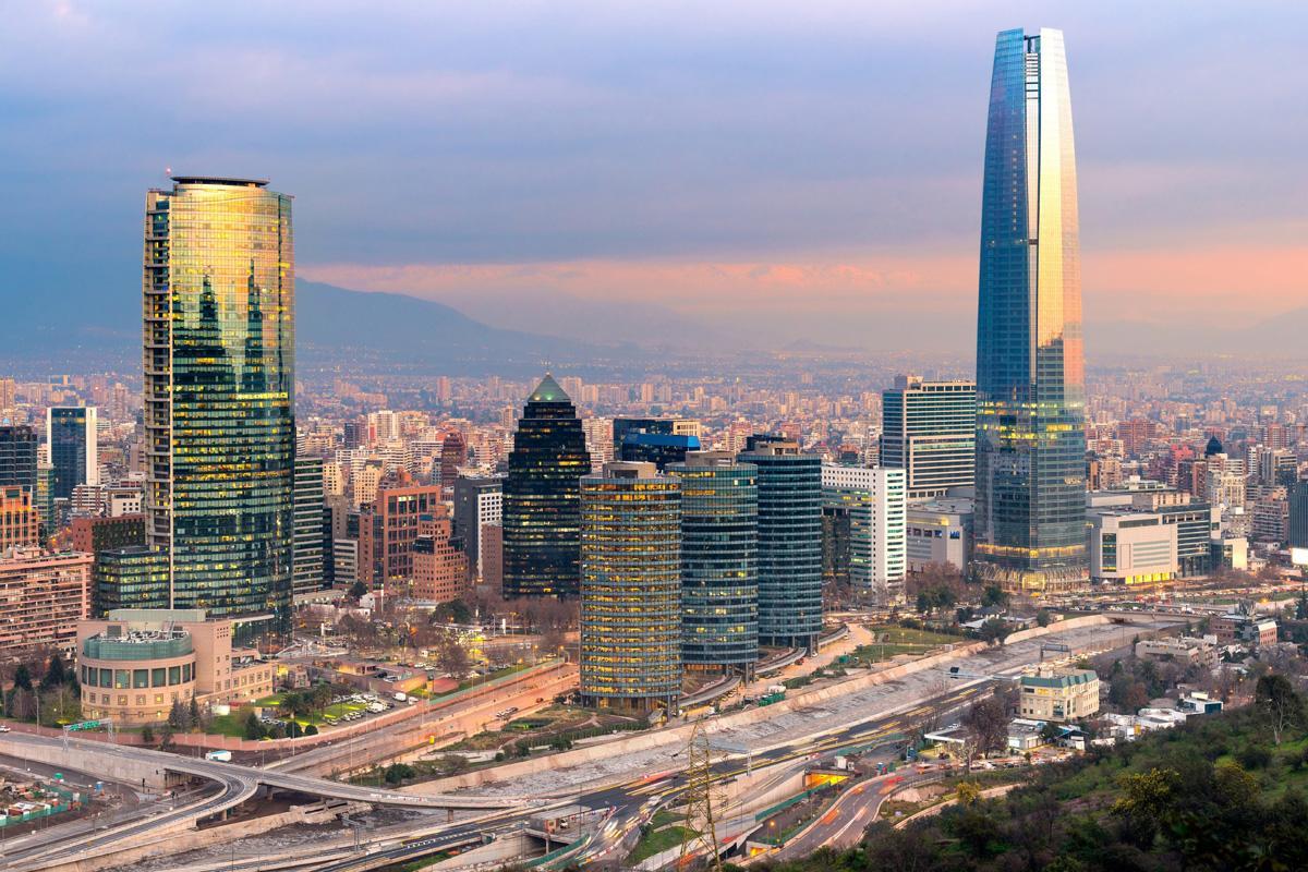 América del Sur, Chile