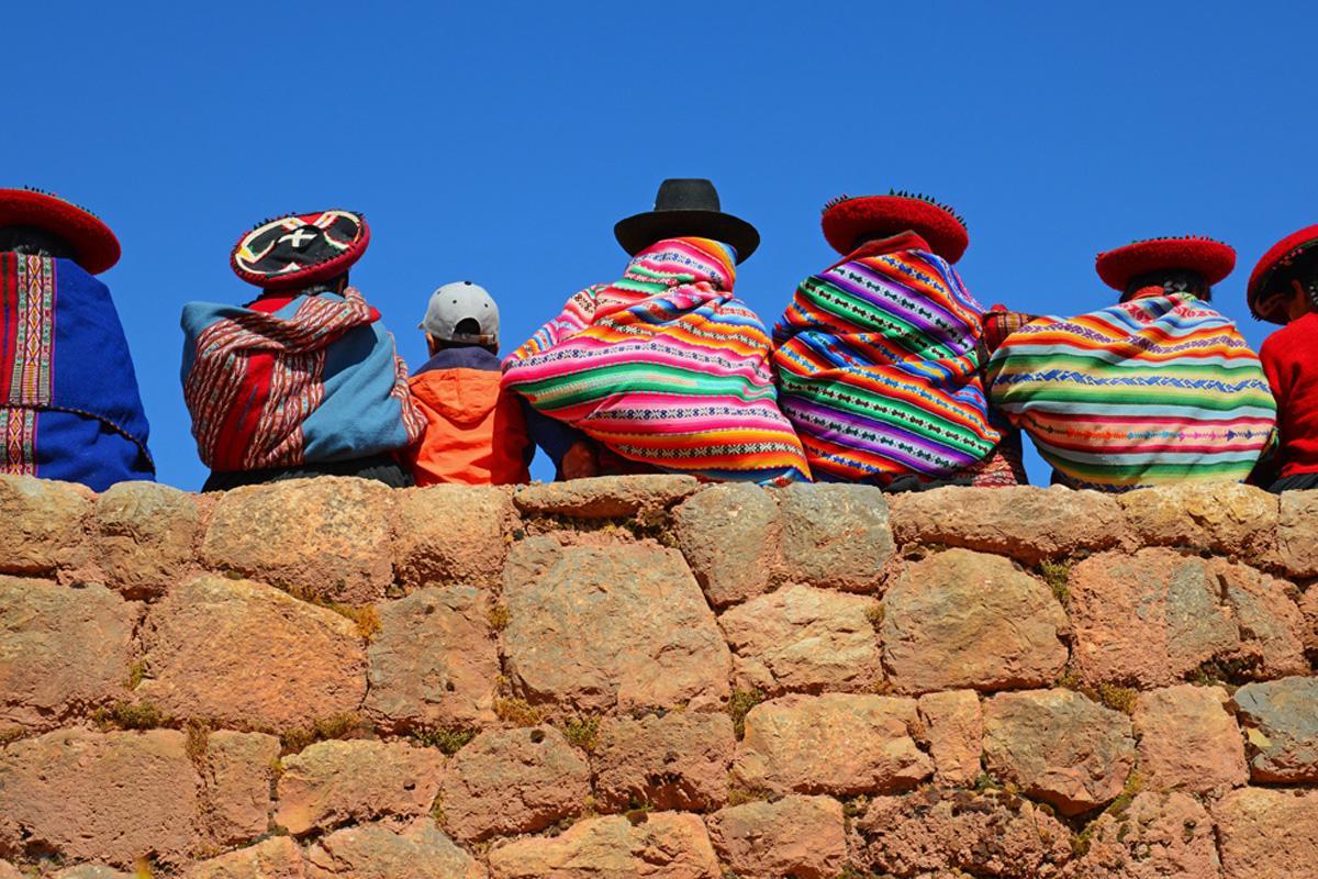 América del Sur, Perú