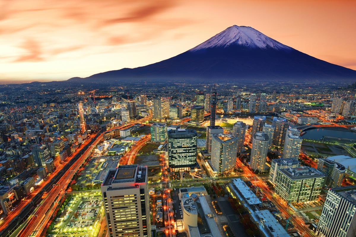Asia, Japón