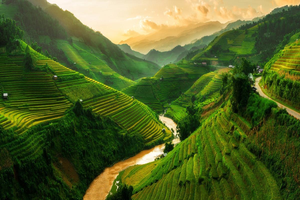 Asia, Vietnam