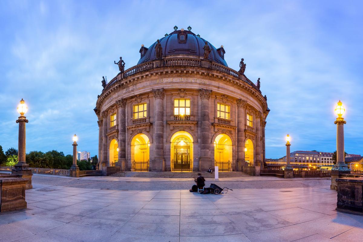 Bode Museum, Berlín, Alemania