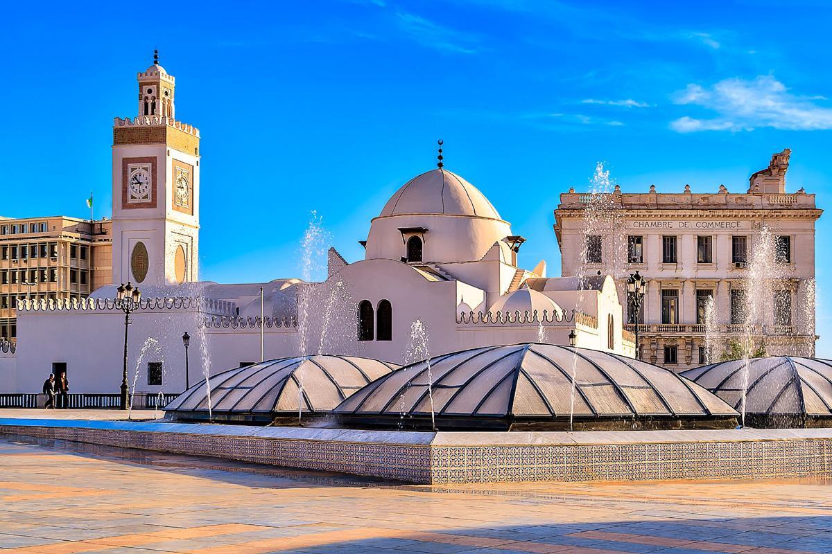 Mezquita Fishery, Alger, Argelia