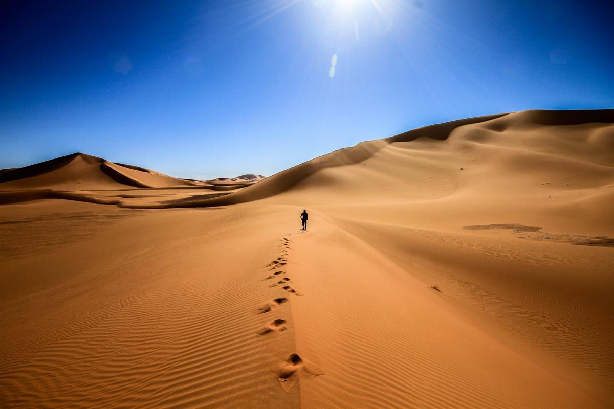 Djanet, Argelia