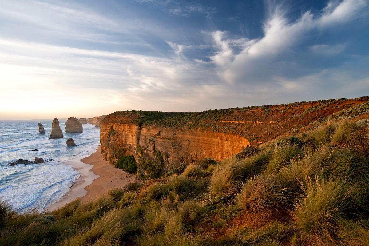 Los 12 apóstoles, Parque Nacional Port Campbell, Australia