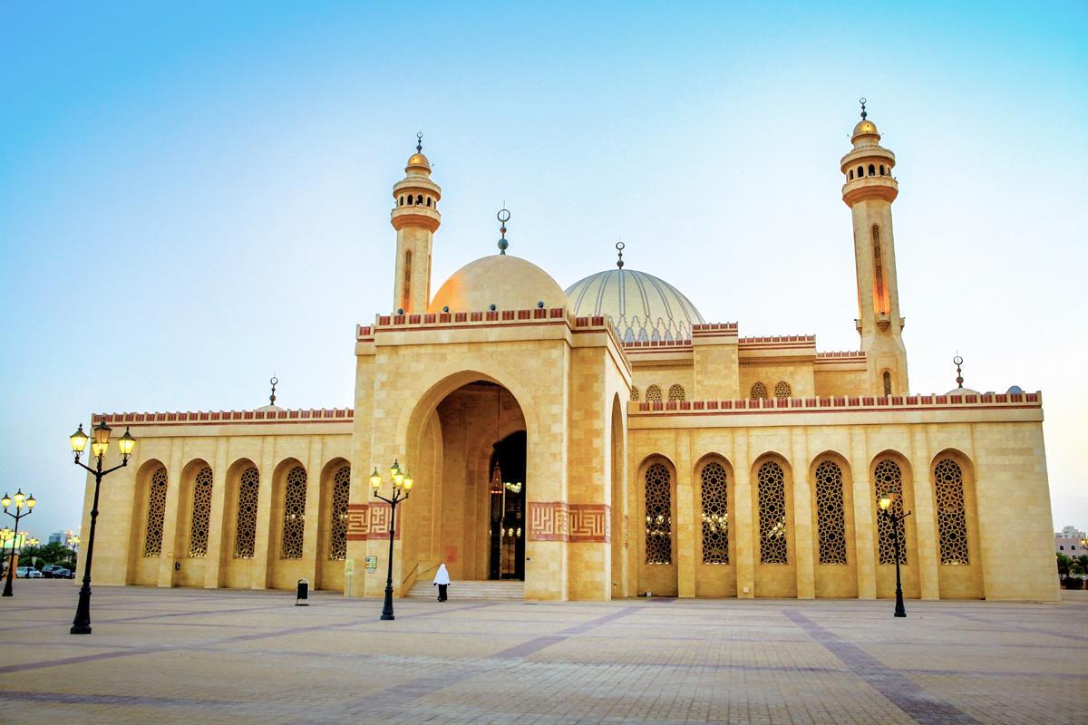 Gran Mezquita Al Fateh, Manama, Bahréin