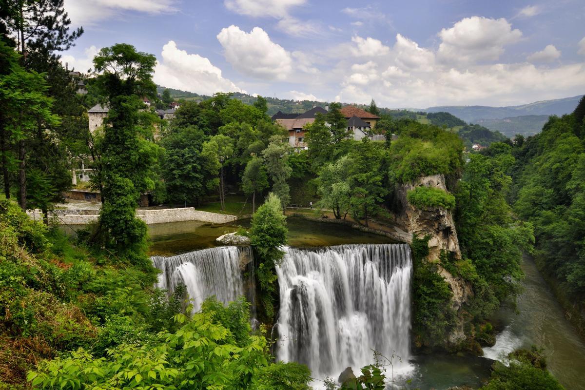 Cataratas Pilva, Bosnia y Herzegovina