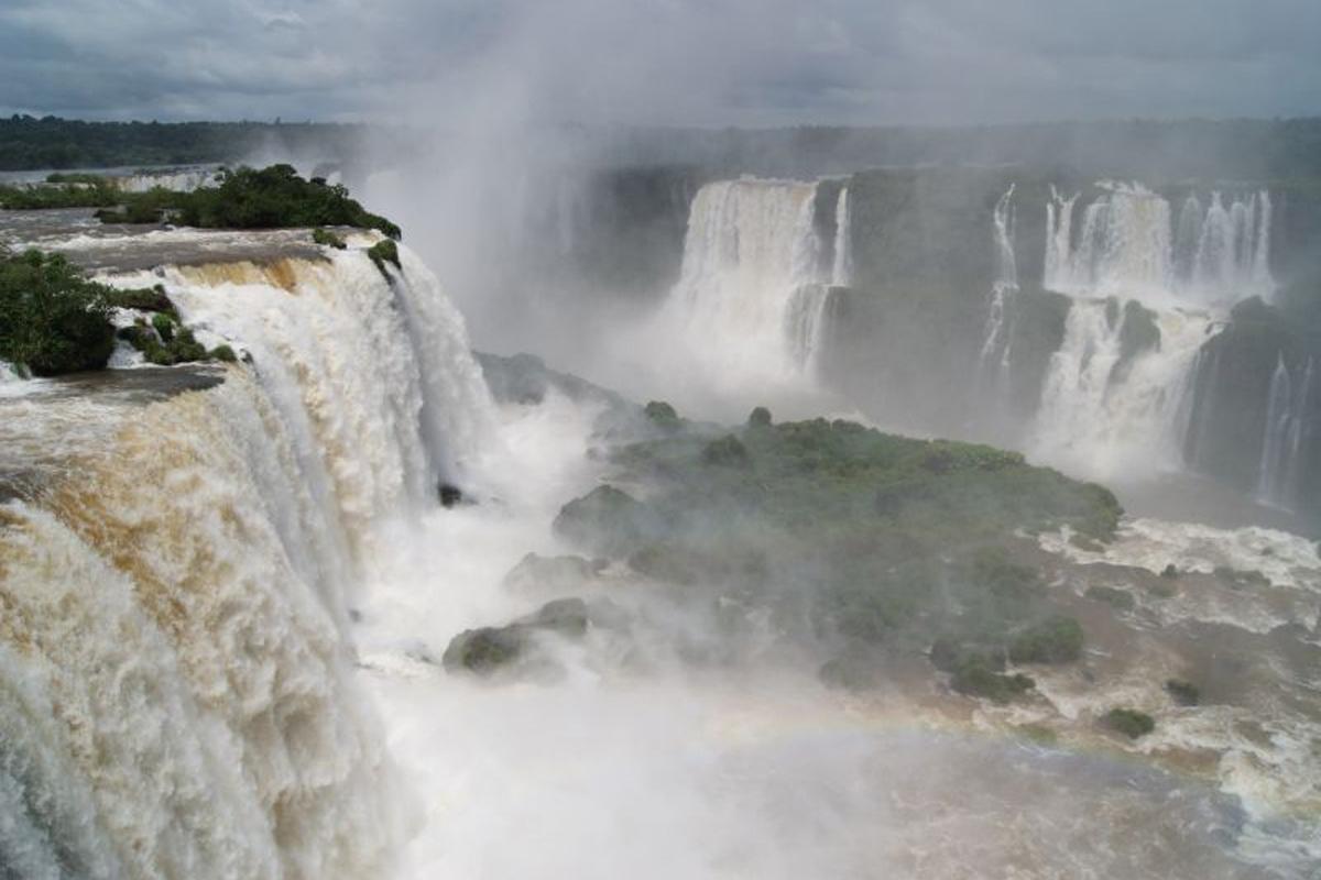 Cataratas Iguazú, Brasil