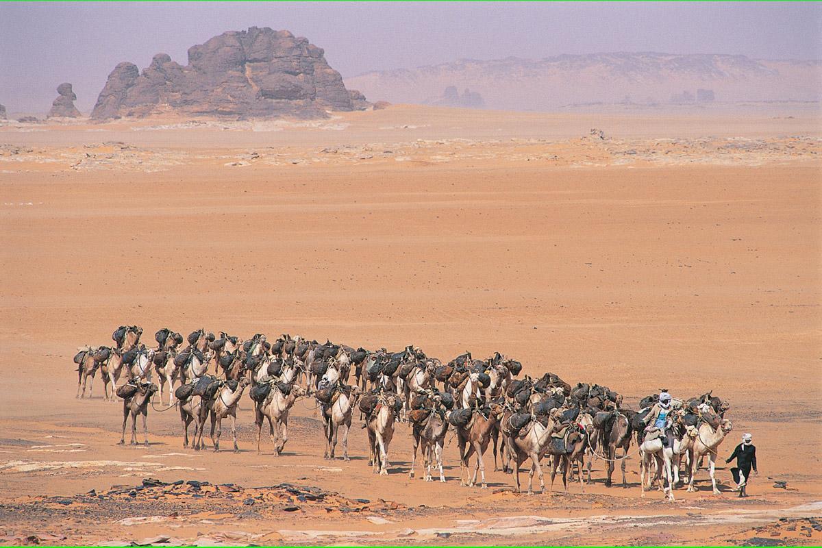Ennedi, Sáhara, Chad