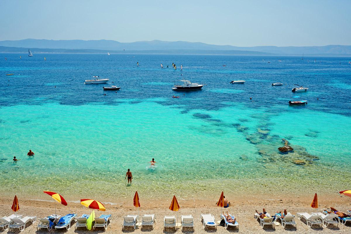 Isla Brac, Croacia