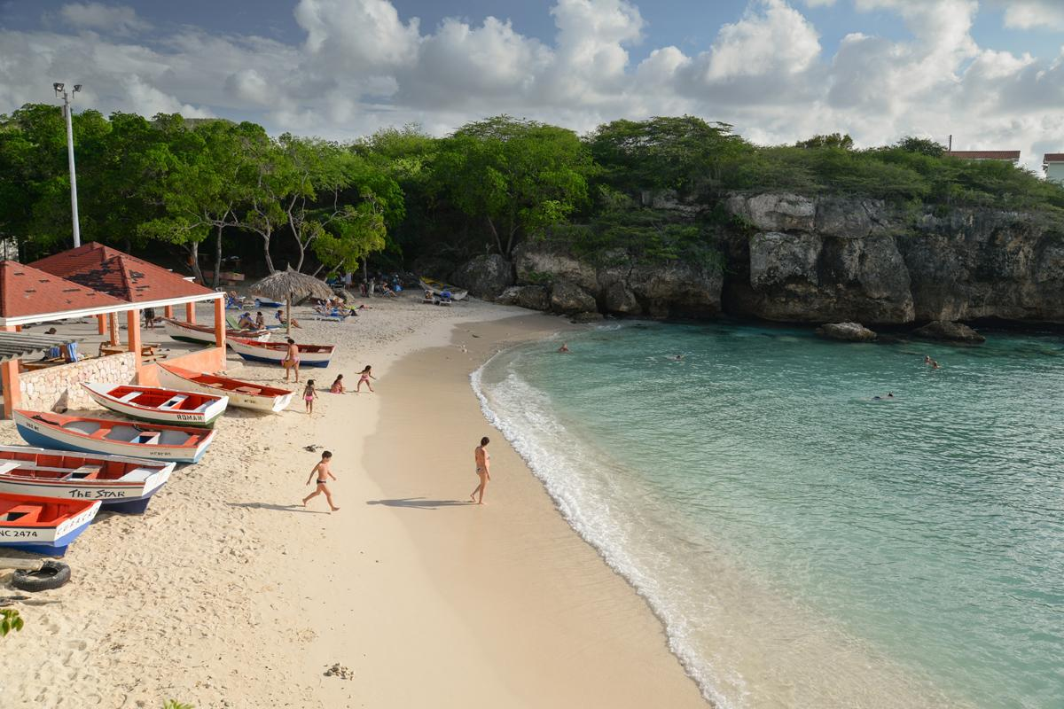 Lagun Beach, Curazao