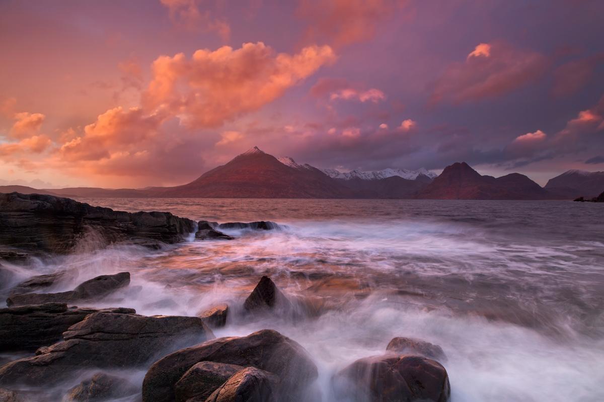 Elgol, Isla de Skye, Escocia