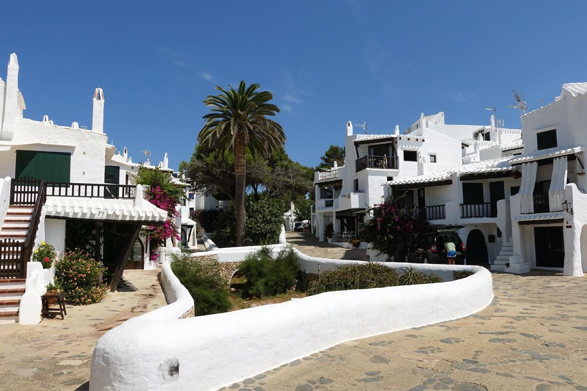 Binibeca, Menorca, Baleares, España