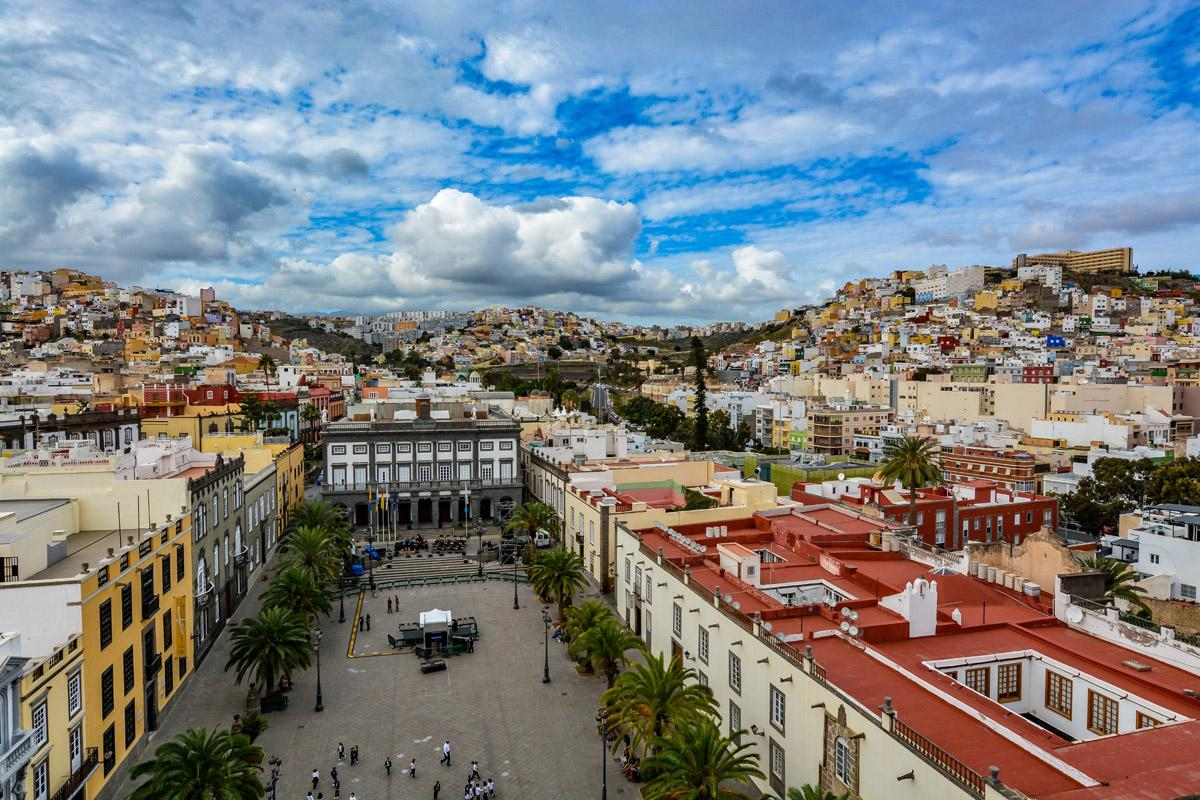Las Palmas de Gran Canaria, Canarias, España