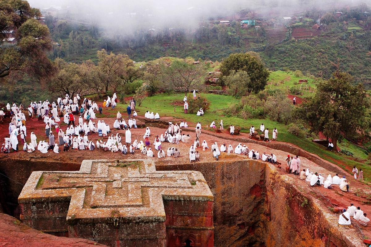Lalibela, Etiopía
