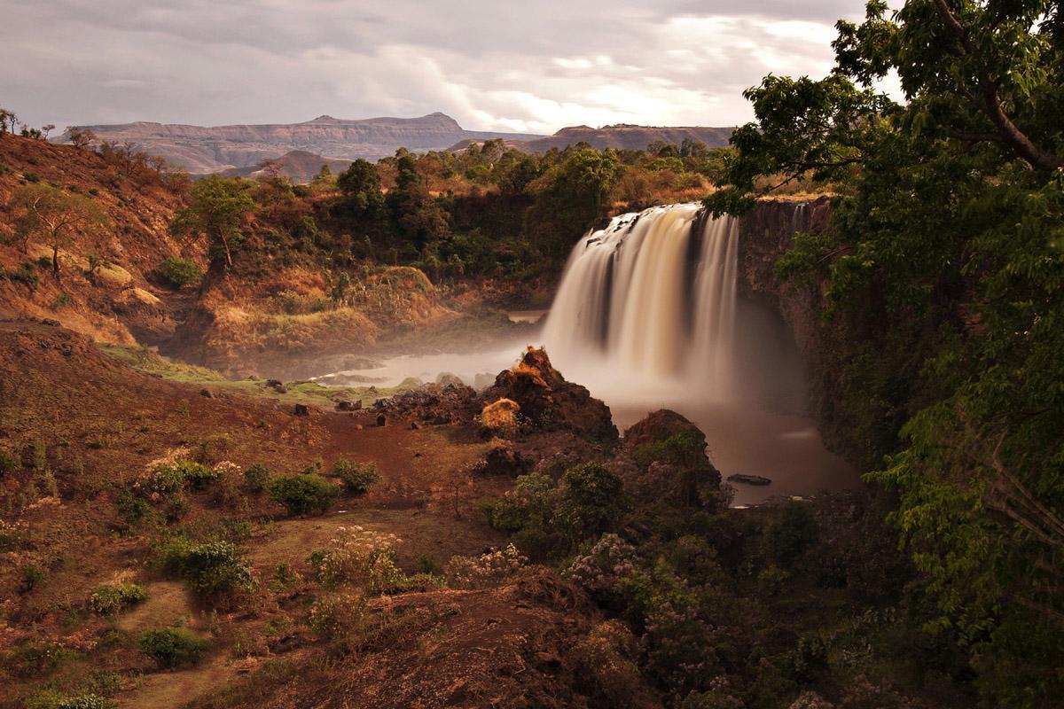 Nilo, Etiopía