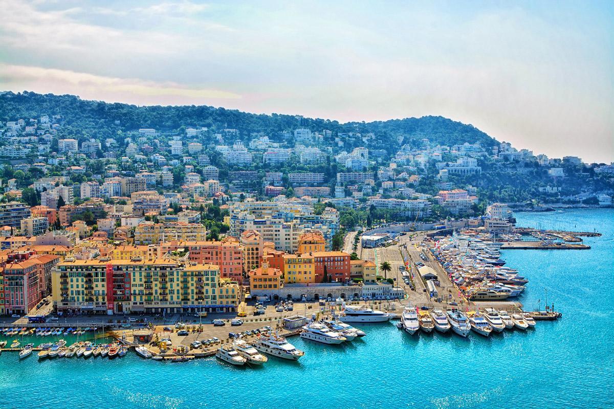 Niza, Provenza y la Costa Azul, Francia