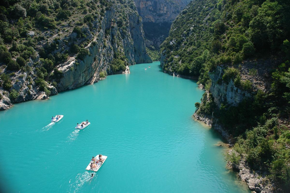 Verdon, Provenza y la Costa Azul, Francia