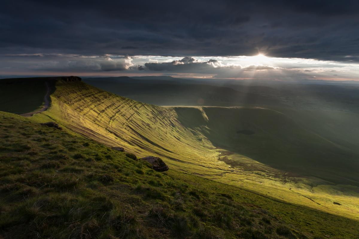 Brecon Beacons, Gales