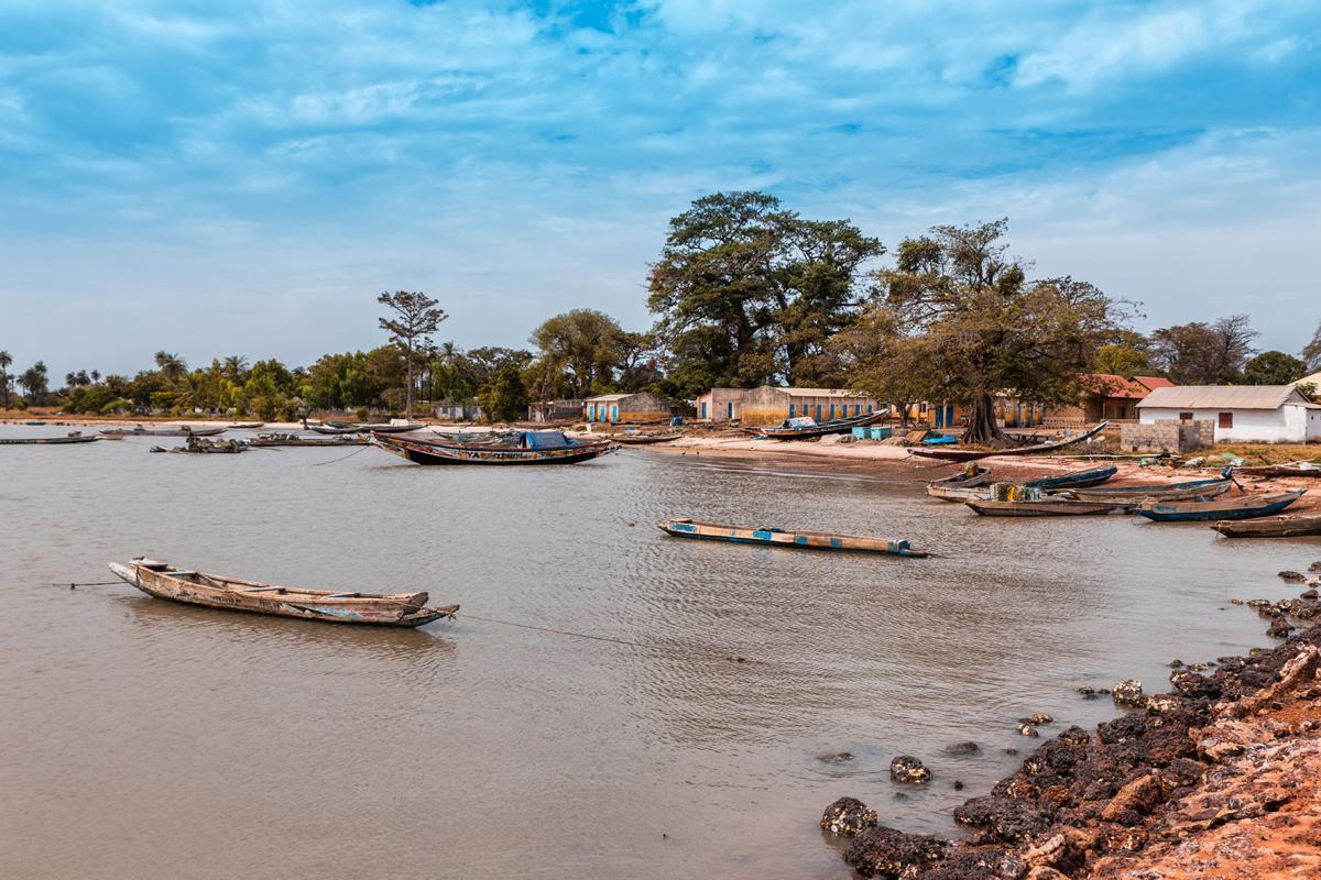 Albreda, Gambia