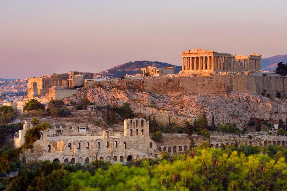 Acrópolis, Atenas, Grecia