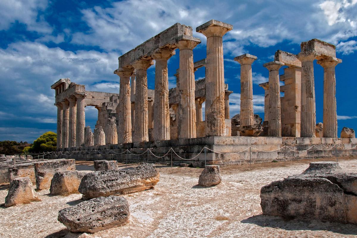 Isla Aegina, Grecia