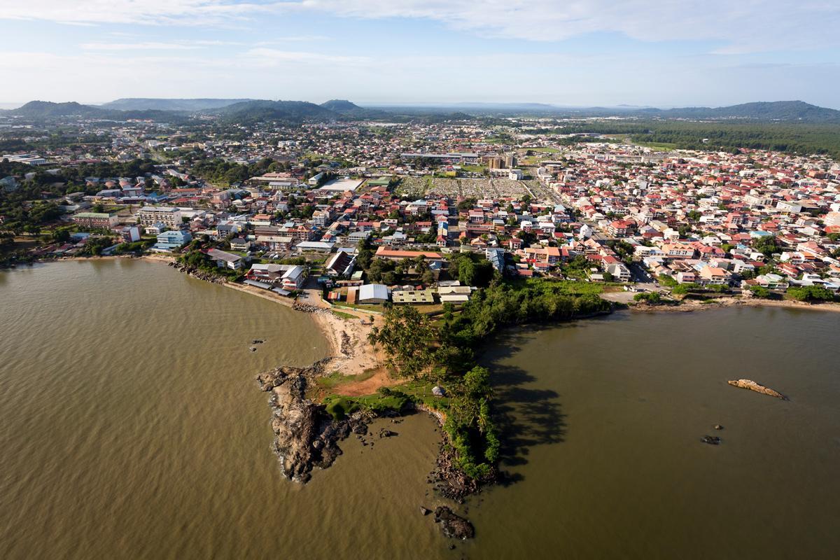 Cayenne, Guayana Francesa