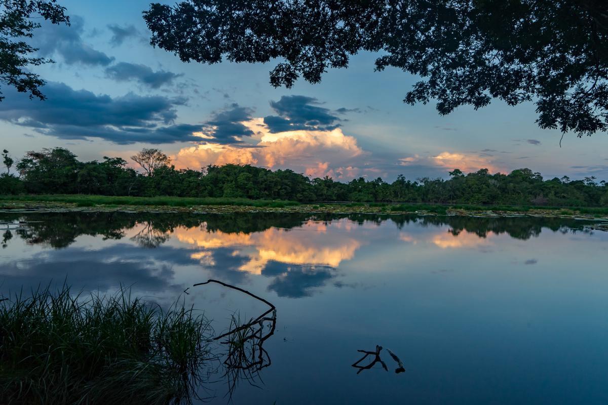 Yupukari Village, Guyana