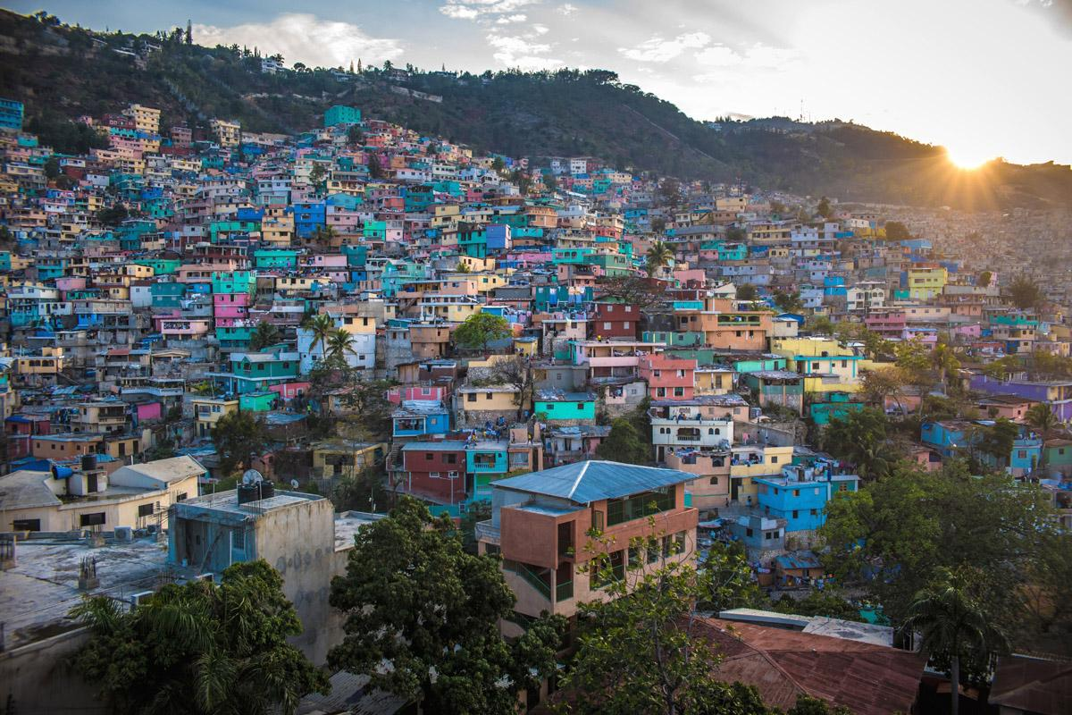 Puerto Príncipe, Haití
