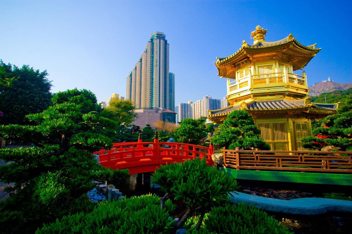Nan Lian Garden, Hong Kong, Hong Kong
