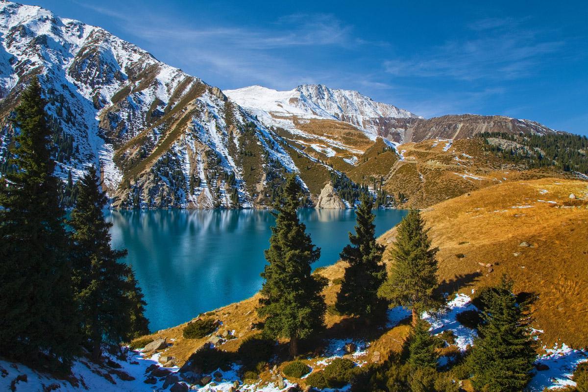 Provincia Almaty, Kazajistán