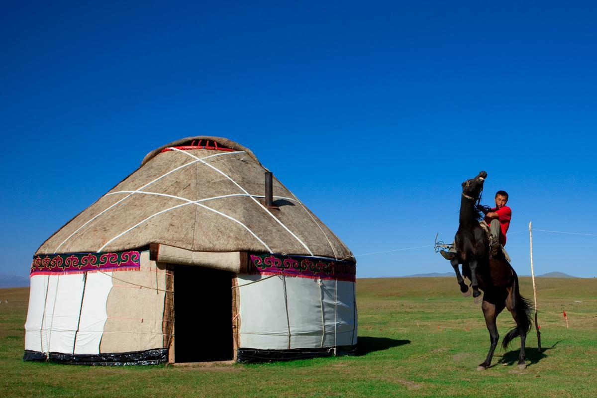 Naryn, Kirguistán