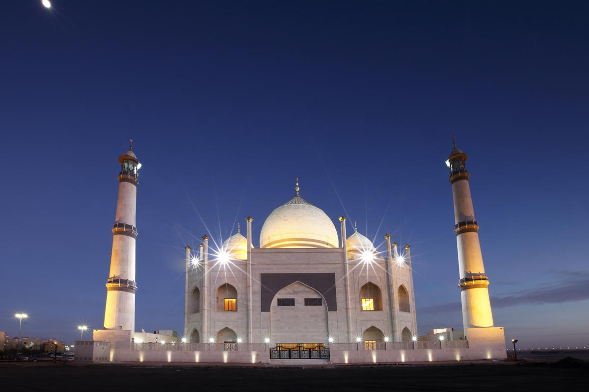 Mezquita Siddiqa Fatima Zahr, Kuwait, Kuwait