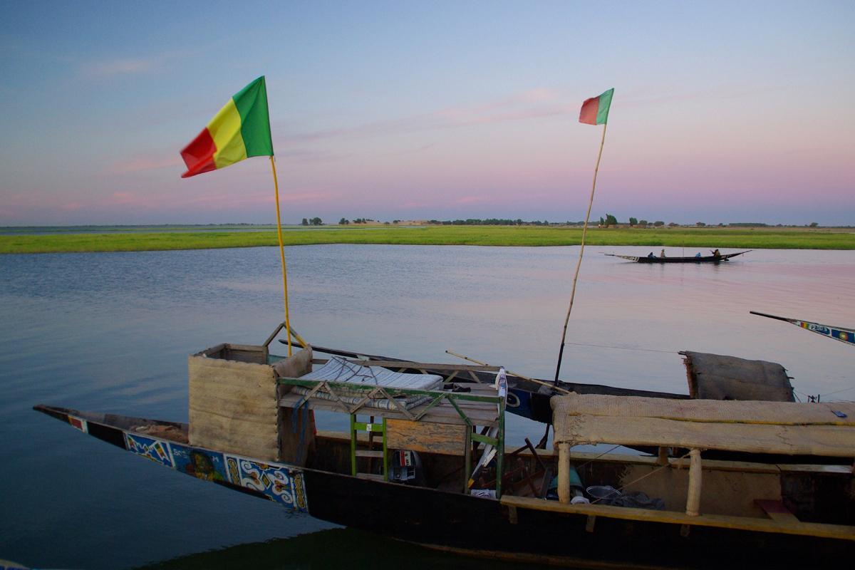 Río Malí, Malí