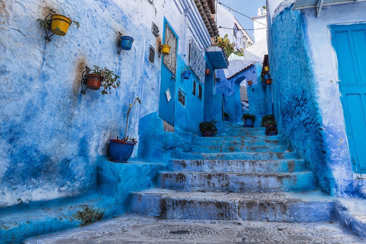 Chefcahouen, Marruecos