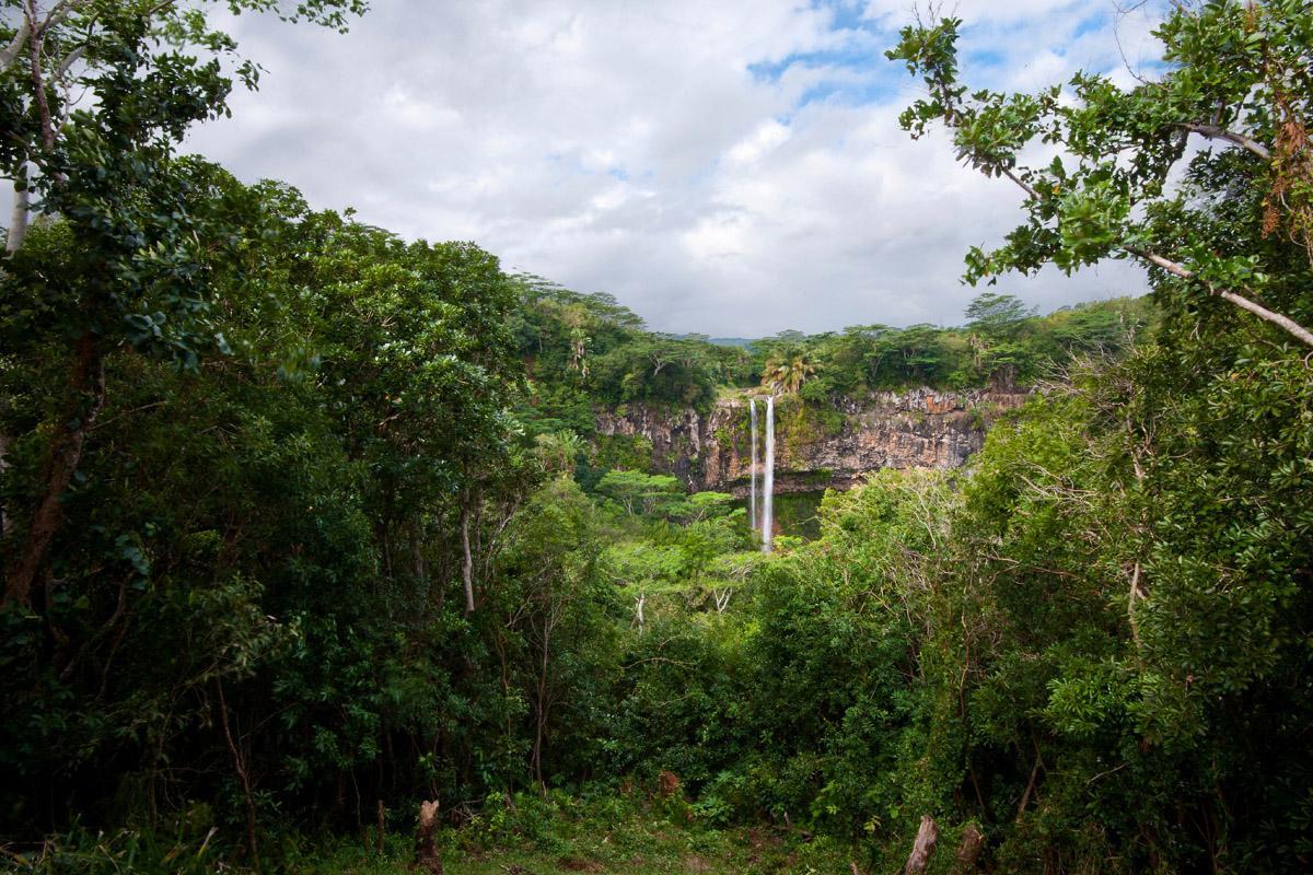 Cataratas Chamarel, Mauricio