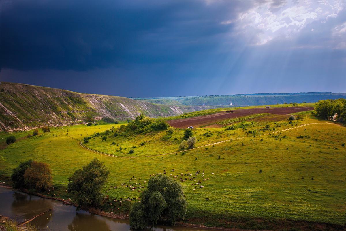 Trebujeni, Moldavia