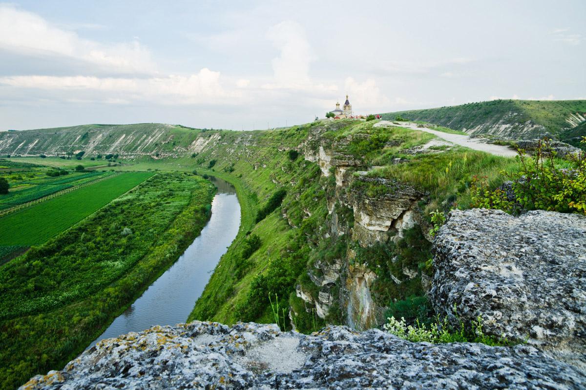 Monasterio Orhei, Moldavia