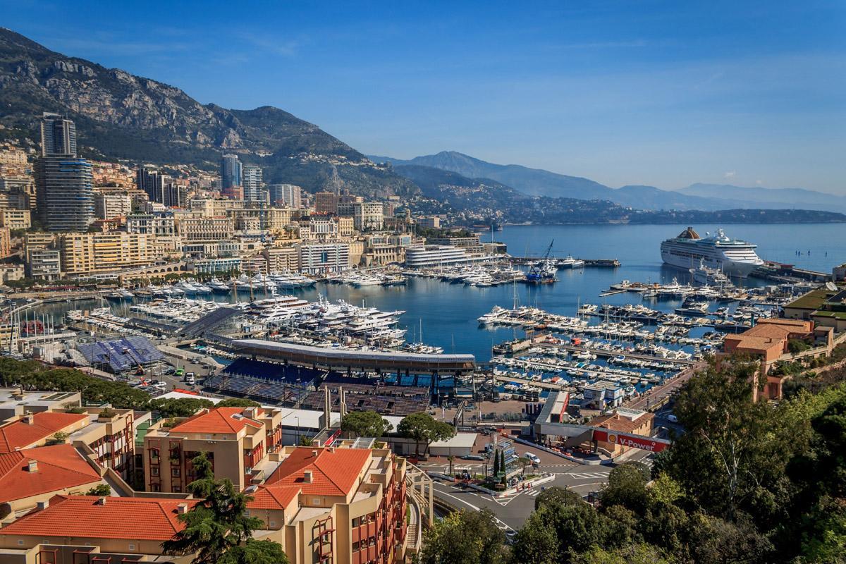 Puerto Hércules, Mónaco