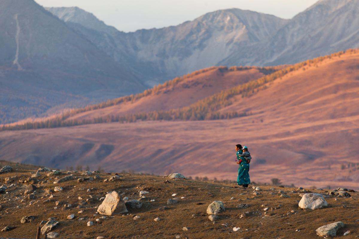 Sayan, Mongolia