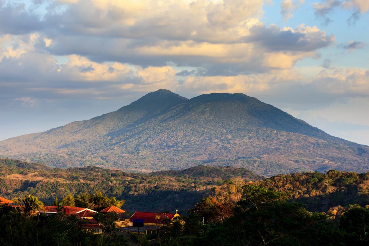 Volcán Mombacho, Nicaragua