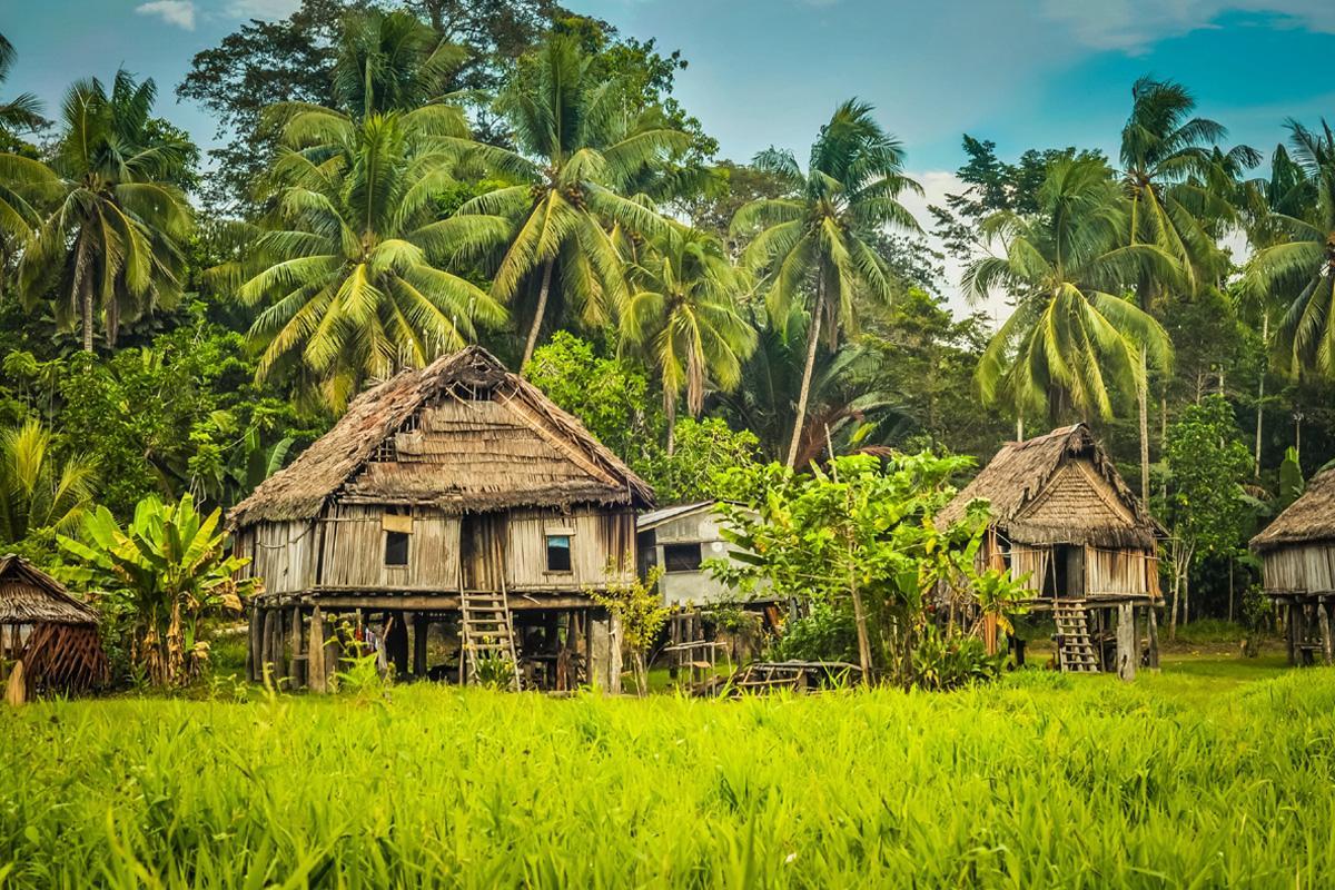 Oceanía, Papúa Nueva Guinea