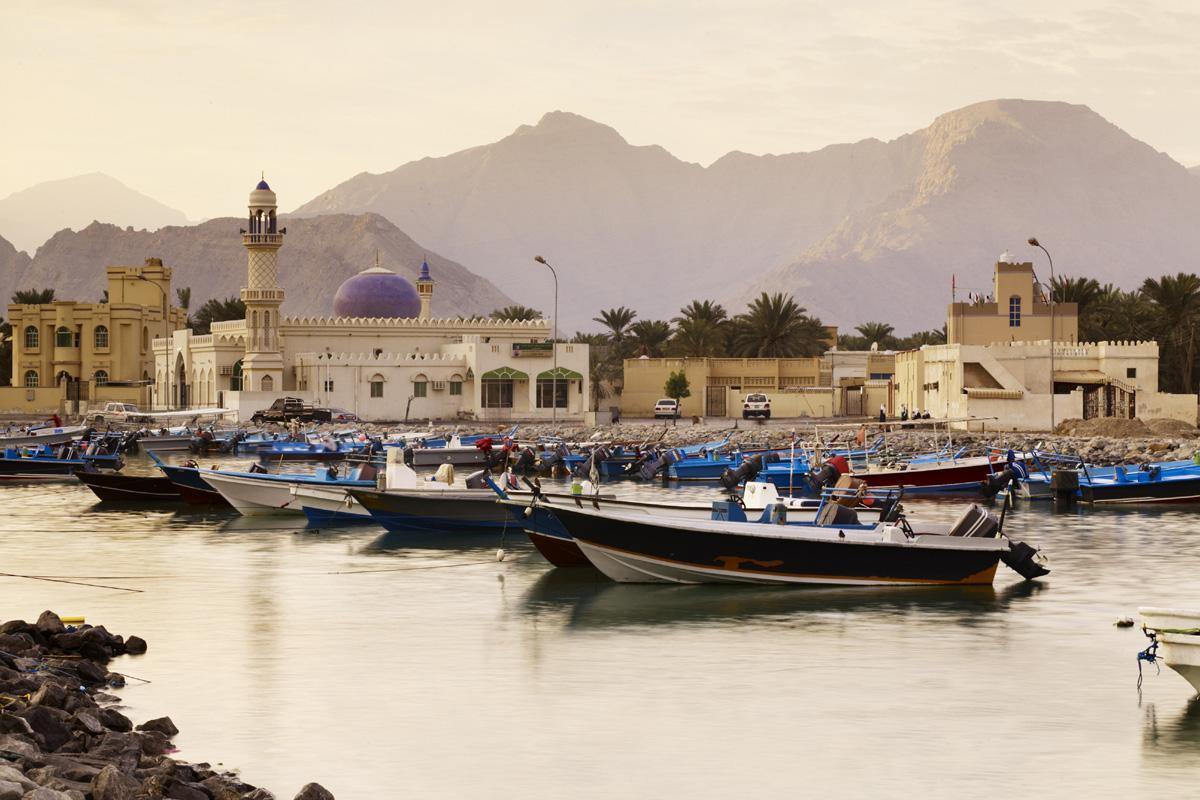 Khasab, Omán