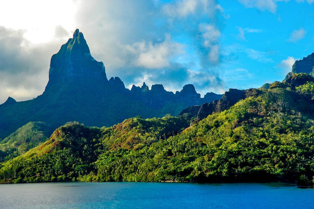Moore, Polinesia Francesa