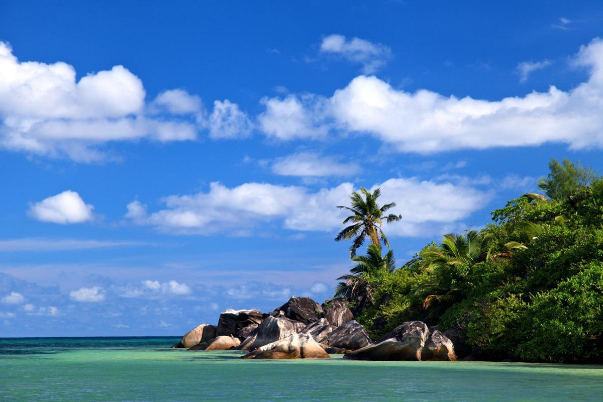 Isla Mahe, Seychelles